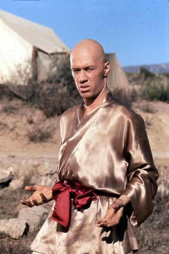 David Carradine Kung Fu Remake