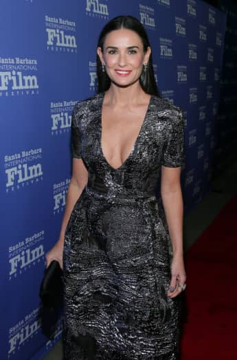 Schauspielerin Demi Moore