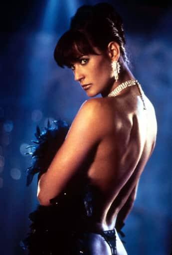 """Demi Moore in """"Striptease"""""""