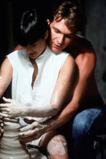 """Die berühmteste Szene aus """"Ghost - Nachricht von Sam"""" ist die Töpferszene"""