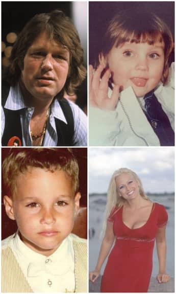 Die Dschungelcamp-Stars in jungen Jahren