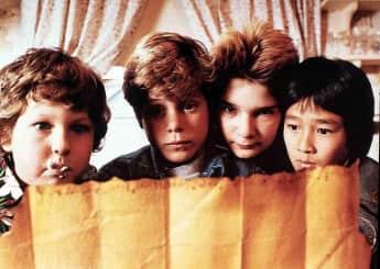 """Die Goonies""-Darsteller im Jahr 1985"