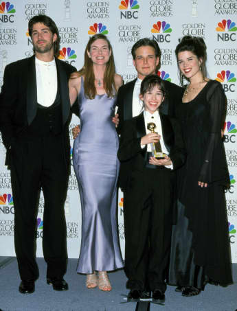 "Die ""Party of Five""-Darsteller"