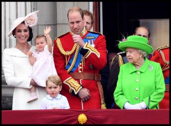 The British Royals