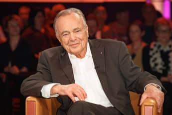 """Dieter Bellmann verstarb am 20. November im Alter von 77 Jahren, In aller Freundschaft, """"Professor Simoni"""""""