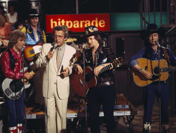 Dieter Thomas Heck war der erste Moderator der erfolgreichen ZDF-Hitparade