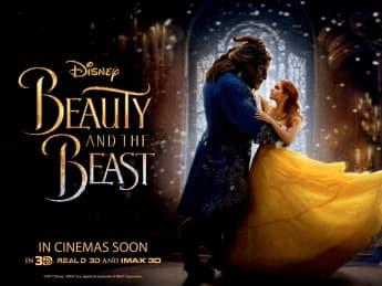 """""""Die Schöne und das Biest"""" zählt zu den erfolgreichsten Filmen des Jahres 2017, Disney"""
