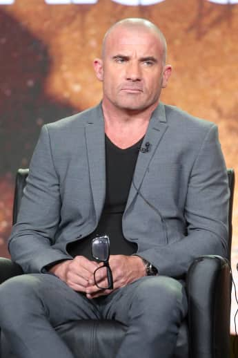 "Dominic Purcell zum Start der 5. Staffel ""Prison Break"""