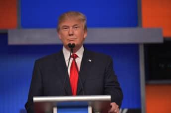 Donald Trump ist US-Präsidentschaftskandidat