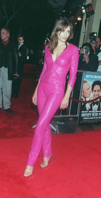 Elizabeth Hurley im Jahr 1999