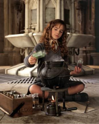 """Emma Watson als """"Hermine Granger"""""""