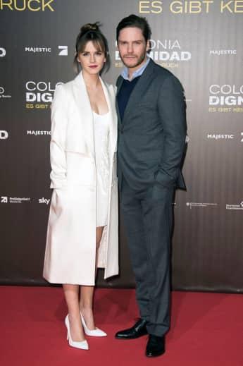 """Emma Watson und Daniel Brühl auf der """"Colonia Dignidad""""-Premiere"""