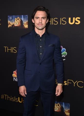 """Emmy-Nominierungen: Milo Ventimiglia für """"This Is Us"""""""