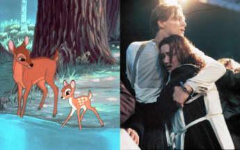 "Emotionale Filme ""Bambi"" und ""Titanic"""
