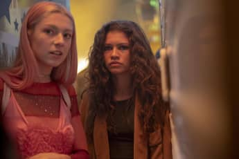 hunter schafer zendaya euphoria