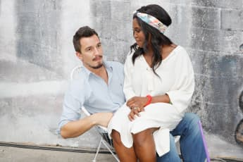 Evgenij Voznyuk & Motsi Mabuse in Berlin