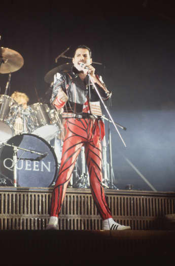 Queen Freddy Mercury