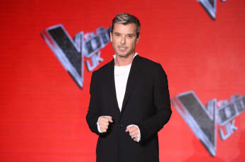 Gavin Rossdale The Voice
