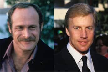 """Gerald McRaney und Jameson Parker spielten in """"Simon & Simon"""" die Hauptrollen"""