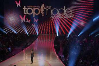 "Finale von ""Germany's Next Topmodel"""