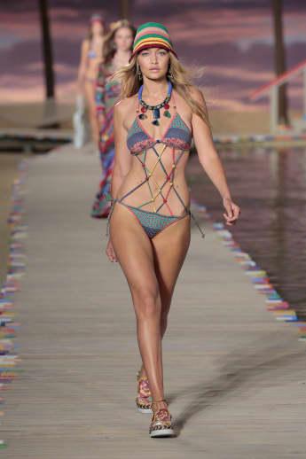 Model Gigi Hadid ist dieses Jahr bei der Victoria's-Secret-Show dabei