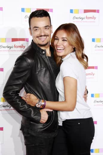 Giovanni und Jana Ina sind ein glückliches Paar