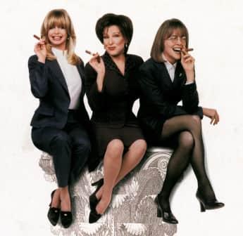 """Goldie Hawn, Bette Middler, Diane Keaton """"Club der Teufelinnen"""" drehen wieder zusammen"""