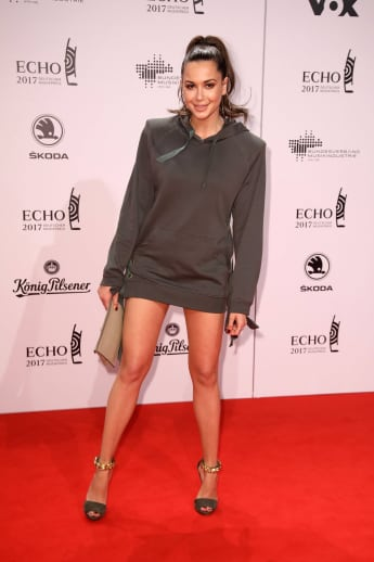 Grace Capristo bei der Echo-Verleihung 2017