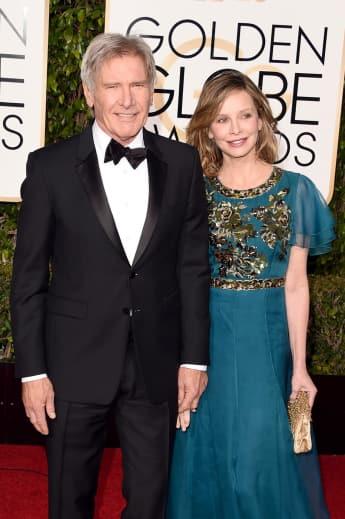 Harrison Ford und Calista Flockhart sind trotz 22 Jahren Altersunterschied ein wahres Traumpaar
