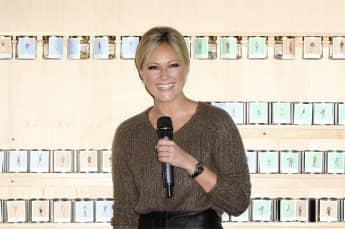 Helene Fischer bei einer Spendeaktion in Hamburg