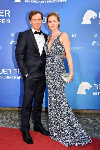 Hendrik Duryn und Jessica Ginkel