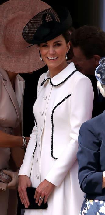 Herzogin Kate im Juni 2019 auf Schloss Windsor