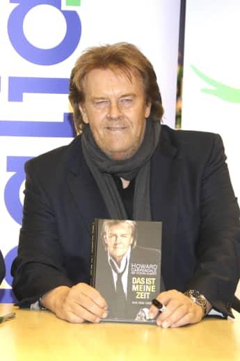 Howard Carpendale präsentiert seine Biografie