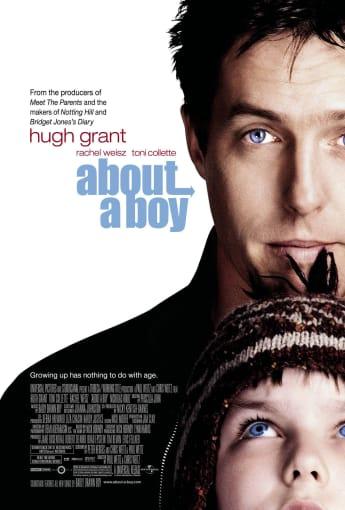 Nicholas Hoult Hugh Grant About a Boy