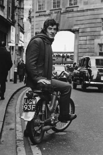 X-Men Star Herr der Ringe Gandalf Ian McKellen früher Schauspieler