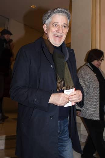 """Ilja Richter bei der Premiere des Theaterstücks """"Die Glasmenagerie"""""""