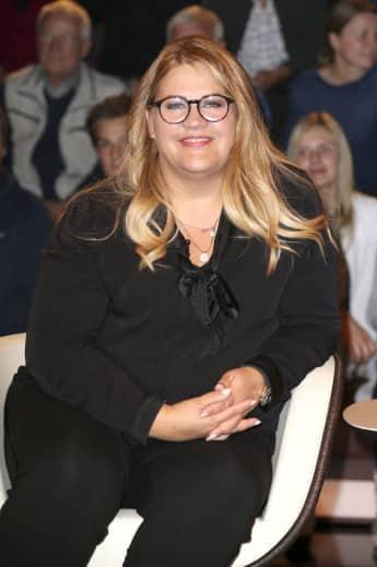 Ilka Bessin Markus Lanz schlimmste Zeit ihres Lebens versuchter Selbstmord 36 Kilo zugenommen