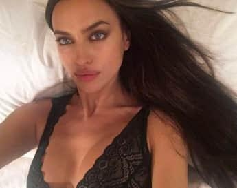 Irina Shayk Selfie Instagram