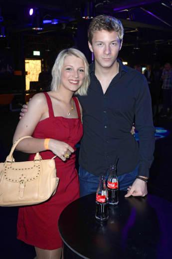 Iris Mareike Steen und Freund Kevin