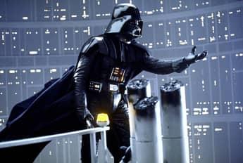 """""""Darth Vader"""" in """"Star Wars"""""""