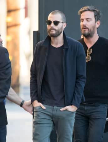 Jamie Dornan neuer Look