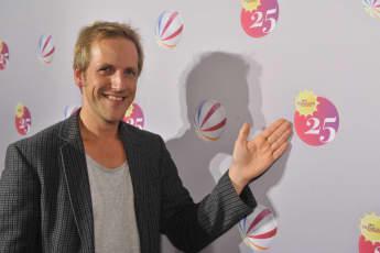 """Jan Hahn beim """"Sat.1 Frühstücksfernsehen""""-Jubiläum 2012"""