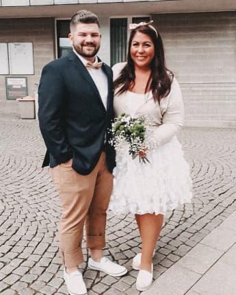 Ex-DSDS-Kandidatin Janina El Arguioui hat geheiratet
