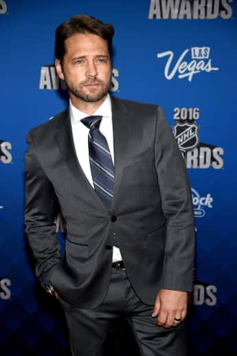 Jason Priestley bei den NHL Awards