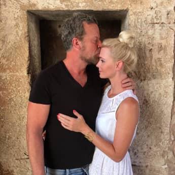 Jenke von Wilmsdorff und Mia Bergmann sind ein Paar