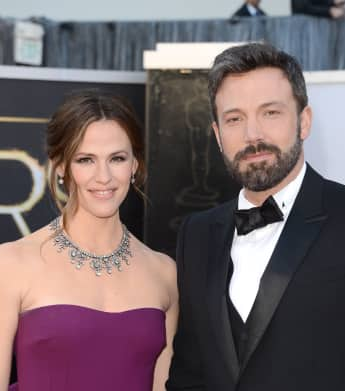 Ben Affleck Jennifer Garner Scheidung