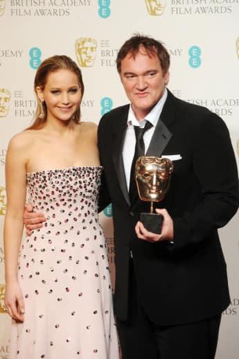 Jennifer Lawrence soll im neuen Quentin Tarantino-Film mitspielen