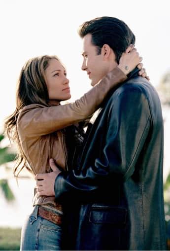 """Jennifer Lopez und Ben Affleck in """"Liebe mit Risiko - Gigli"""" 2003"""