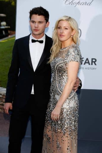 Jeremy Irvine und Ellie Goulding waren ein Paar