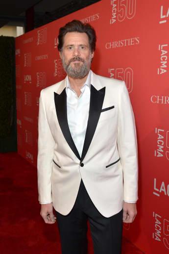 Jim Carrey trägt jetzt einen Vollbart.